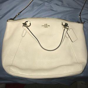 Coach Pebble Leather Small Kelsey Crossbody Bag